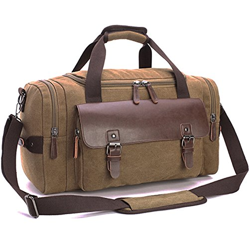 Duffle Multifunctional Duffel with High Quality Weekend Overlight Bags for Travel by Lady house
