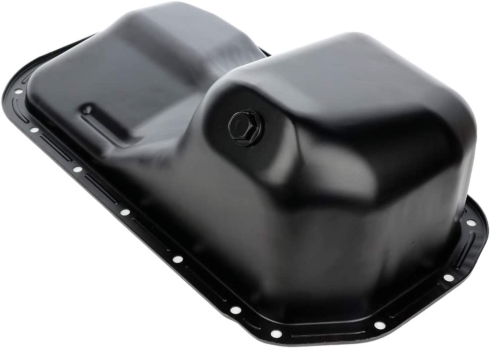Pans & Drain Plugs TUPARTS Engine Oil Pan for for Dodge for Eagle ...