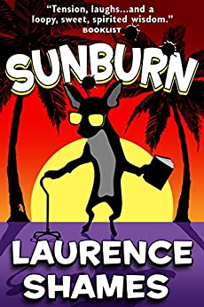 Sunburn Key West Capers Book ebook product image