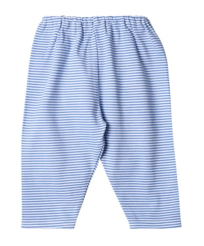 Zutano Pants - Blue Periwinkle Candy Stripe - 1 ct. by Zutano