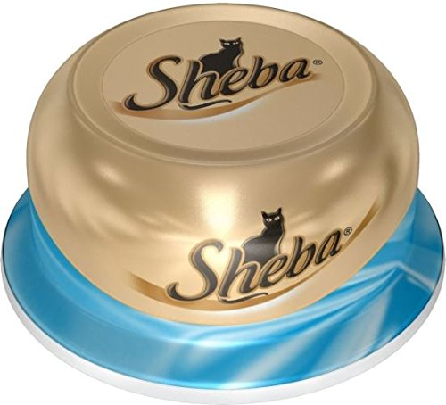 Sheba Dome - Sheba Dome Prime Cuts of Tuna - Foil Tray (80g) - Pack of 6