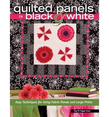 quilting books using panels - 7
