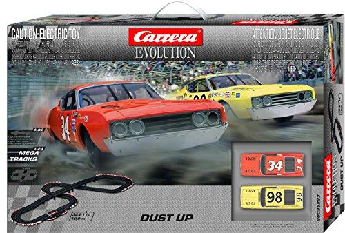 Carrera Evolution 25223 Dust Up race set
