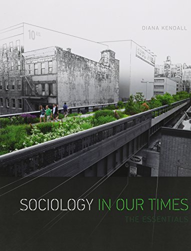 Sociology In Our...:Essen.(Ll)W/Mindtap