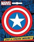 Ata-Boy Marvel Comics Die-Cut Captain America Logo