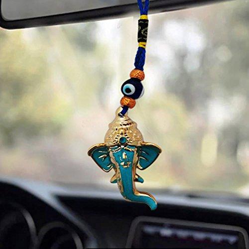 car mirror hangers  Amazon.com: Divya Mantra Car Mirror Hanging Decoration Accessories ...