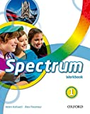 Spectrum 1. Workbook - 9780194852135