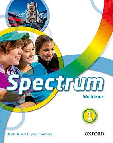 Spectrum 1. Workbook - 9780194852135 Tapa blanda – 28 ene 2015 Helen Halliwell Alex Paramour S.A. 019485213X