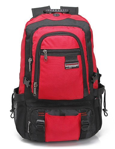 GXS paquetes de Laptop Mochila Ocio deportivo 40 l rojo/negro/morado/verde