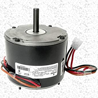 K55HXGDD-8119 - OEM Upgraded Emerson 1/3 HP 230v Condenser Fan Motor