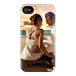 Iphone 6plus Cases Covers Skin : Premium High Quality Newly Married On The Beach Cases