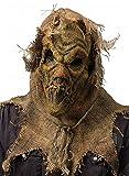 Bleeding Twisted Jester Mask Mardi Gras Costume Accessory