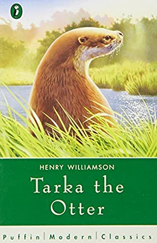 book cover of Tarka the Otter