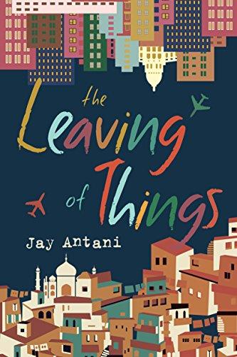 Leaving Things Jay Antani ebook product image