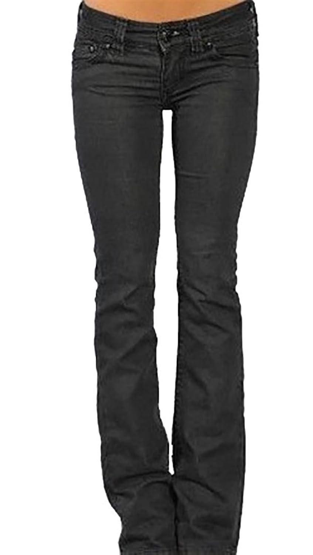 Affliction Womens Jade Cord A Rhinestone Nora Boot Cut Denim Jeans Black