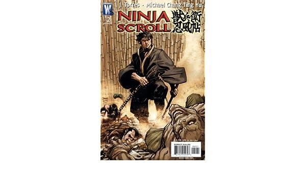 Ninja Scroll #2 (Jim Lee Variant): J. Torres, Michael Chang ...