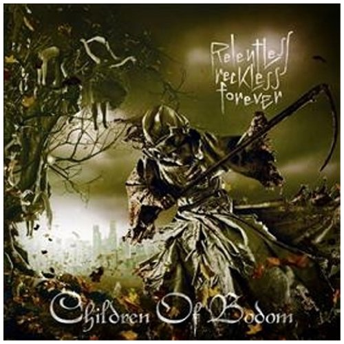 Children Of Bodom: Relentless,Reckless Forever (Audio CD)