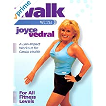 Walk with Joyce Vedral - A Low Impact Workout for Cardio Health