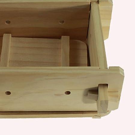 Amazon.com: Wood Tofu Maker, Handmade DIY Tofu Mold Press Box Small Home Kitchen Restaurant Accessories Removable Cooking Tools (16x12x9cm): Kitchen & ...