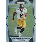 2017 Panini Knight/'s Templar 158 Rookies JuJu Smith-Schuster Pittsburgh Steelers