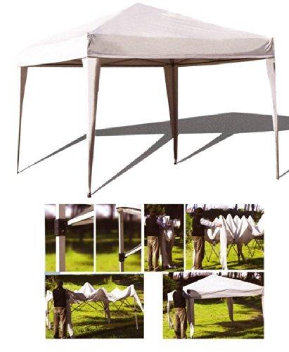 Tucuman Aventura - 3 x 3 Karpfen mit Polyester Wänden