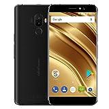 ulefone quad core - Ulefone S8 Pro 2GB+16GB 5.3 Inch Android 7.0 MTK6737 Quad Core 64-bit up to 1.3GHz WCDMA & GSM & FDD-LTE (Black)