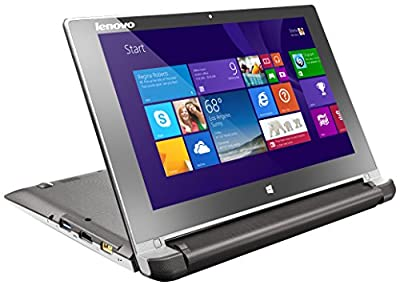 Lenovo Flex 10 Touchscreen Laptop with Microsoft Office Home & Student