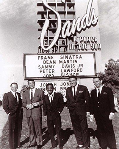 The Rat Pack Frank Sinatra Poster Art Photo Hollywood Movie Posters Artwork 16x20 - Rat Pack Artwork