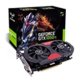 Nacome Video Graphics Card,iGame 1050Ti GTX 1050 Ti GPU 4GB GDDR5 128bit Gaming Video Cards Graphics Card PCI-E X16 3.0 For Desktop