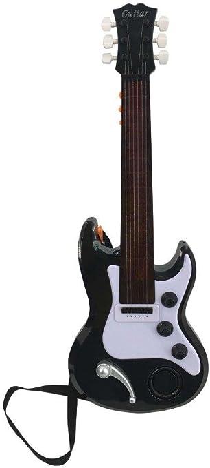 Amazon.com: lightahead 22 inch Electronic Toy Guitar para ...