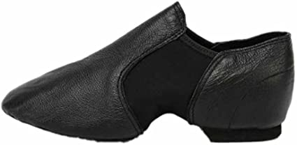 AU SELLER Full Genuine Leather Ballet JAZZ Dance Shoes Child to Adult da030