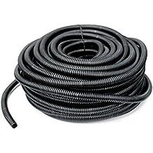 Absolute USA SLT38 3/8-Inch x 100-Feet Split Loom Tube