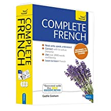 Complete French with Two Audio CDs: A Teach Yourself Program