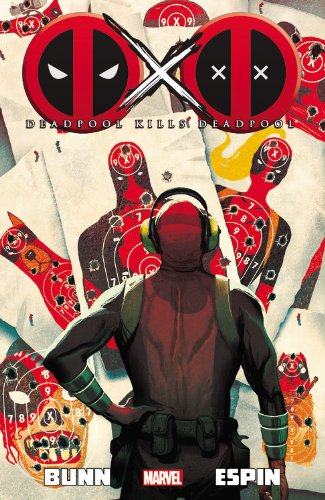 Deadpool Kills Deadpool (Deadpool (Unnumbered))