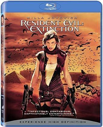 Resident Evil: Extinction Edizione: Stati Uniti USA Blu-ray: Amazon.es: Milla Jovovich, Oded Fehr, Iain Glen, Ali Larter, Ashanti, Chris Durand, Sienna Guillory, Mike Epps, Joe Hursley, Chris Egan, Spencer Locke, John Eric