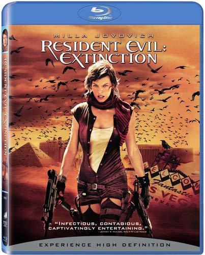 Resident Evil: Extinction [Blu-ray] ()