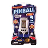 : Pocket Pinball Electronic Game - Handheld