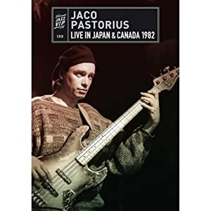 Live in Japan & Canada 1982