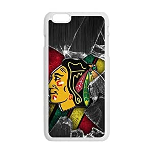Cool Painting Chicago Blackhawks Cell Phone Case For Ipod Touch 5 Cover