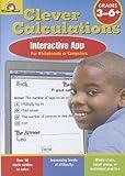 Clever Calculations Interactive App, Evan Moor, 160963456X