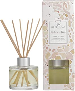 product image for Greenleaf Signature Reed Diffuser - Cashmere Kiss - Lasts Up to 30 Days - Made in The USA