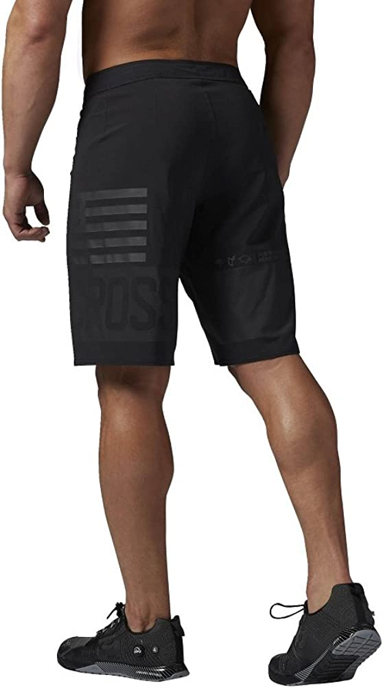 Reebok Herren Crossfit Super Nasty Hero SurferBoard shorts