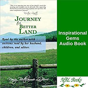 Journey to a Better Land Audiobook