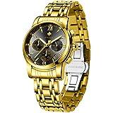 WWOOR Men's Watch Sports Chronograph Watch...