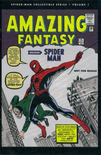 Download Spiderman Collectible Series #1 (Marvel - News America Suppelment) ebook