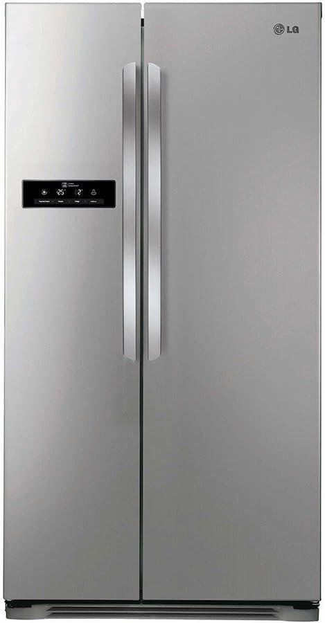 LG GSB325PVQV Side by side nevera y congelador Combinación ...