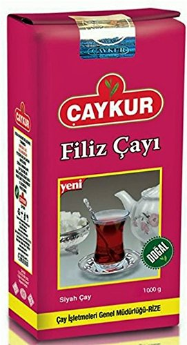 CAYKUR-FILIZ AUTHENTIC Te Negro Turco