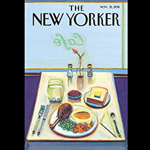 The New Yorker, November 21st 2011 (Nicholas Schmidle, Thomas Mallon, James Surowiecki) Periodical