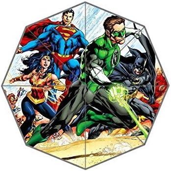 DC Comics Liga de la justicia superhéroes Comics Custom lluvia ...