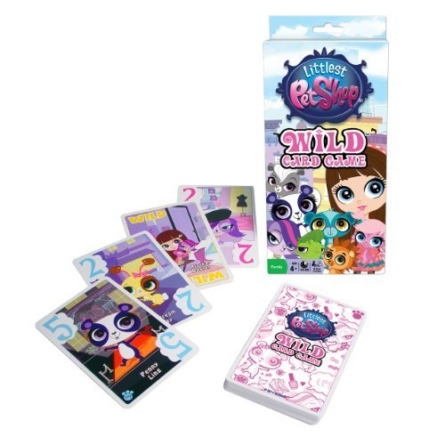 Littlest Pet Shop Game by Winning Moves